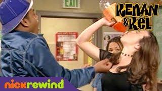 Kel and Becky Love Orange Soda | Kenan and Kel | NickSplat