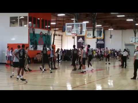 2015 Adidas Nations: Africa vs. Asia Pacific