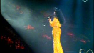 Diana Ross | 1994 | 30th anniversary tour @Rotterdam | 07 | Waiting in the wings