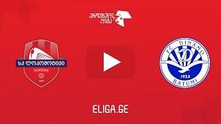 Lok.Tbilisi vs Dinamo Batumi full match