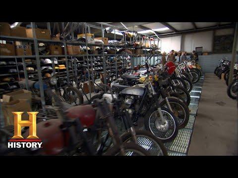 American Pickers: Mike's Indian Motor Mega-Bundle (Season 6) | History