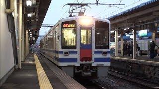 【北越急行】ほくほく線 普通六日町行 直江津 Japan Niigata Hokuetsu Express Hokuhoku Line Trains