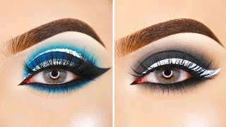 20 Glamorous Eye Makeup Ideas & Eye Shadow Tutorials | Gorgeous Eye Makeup Looks