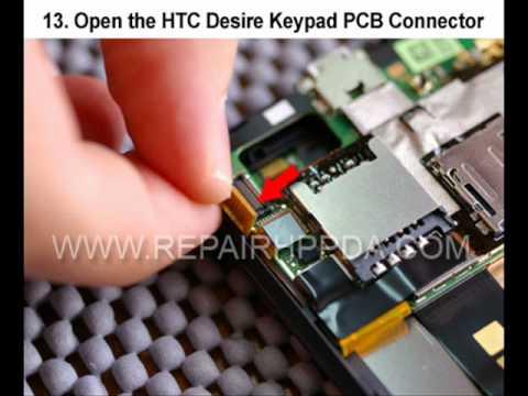 Self Repair for HTC Desire ( HTC Bravo )  YouTube