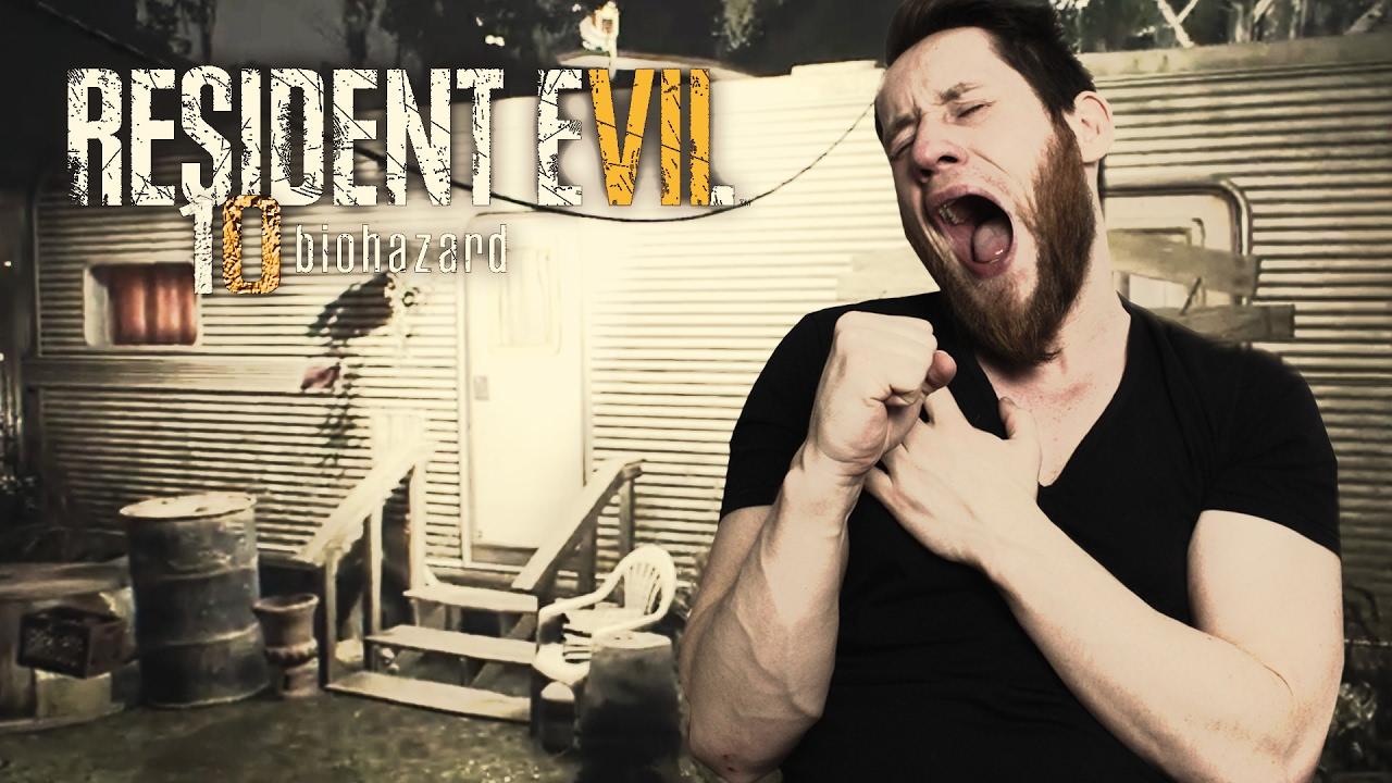 Resident Evil 7 Münzen Und Käfig Im Trailer Part 10 German