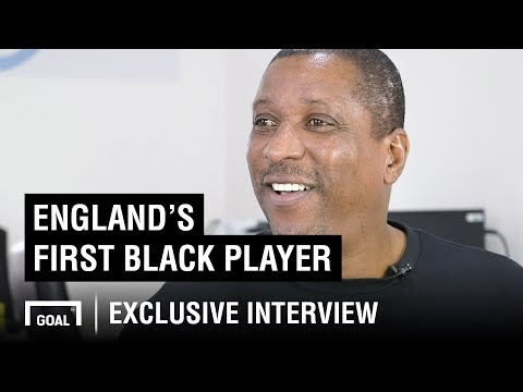 Forty years on - How Viv Anderson became England's first black player