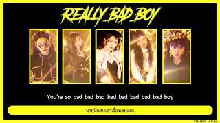 [ THAISUB ] RED VELVET (레드벨벳) – REALLY BAD BOY [ KOREAN VER ]