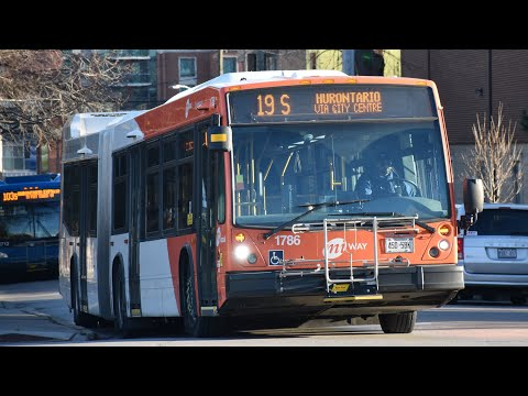 Miway buses in action | December 2018