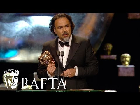 Alejandro González Iñárritu wins Director award | BAFTA Film Awards 2016