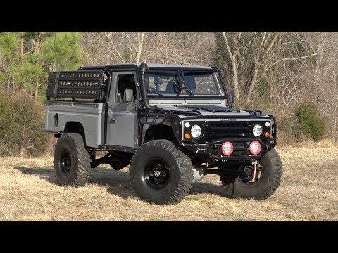 1984 Land Rover Defender 110 SOLD / 136334