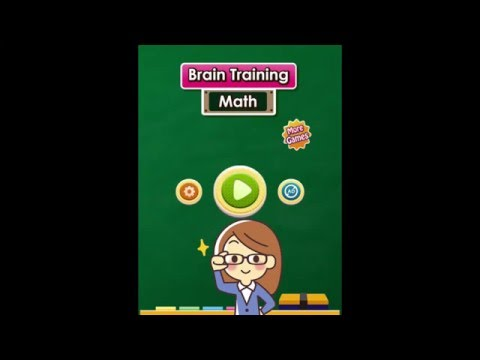 Brain Training - Math Game
