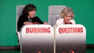 Jane Fonda and Lily Tomlin Answer
