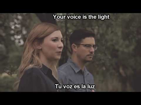Your Voice (Tu Voz)  -Kim Walker-Smith and Skyler Smith [Subtitulado Español/ English Lyrics]