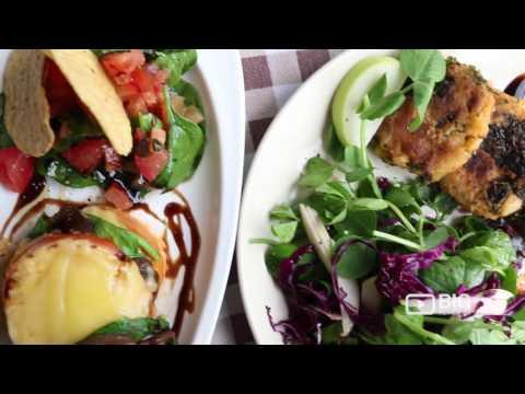 The Little Secret Garden Cafe in Adelaide for Vegetarian Meals