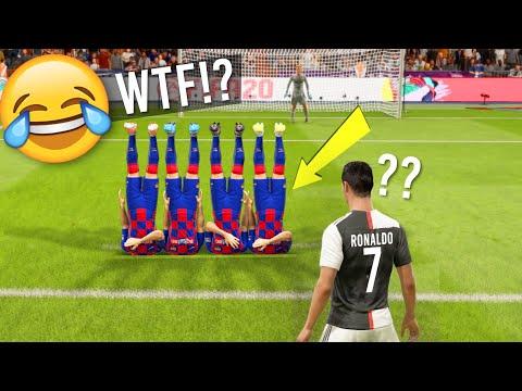 BEST FIFA 20 FAILS - FUNNY MOMENTS #3 (FAILS,GOALS AND SKILLS COMPILATION)