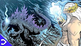 Die Zeit Godzilla GETÖTET, Die griechischen Götter! - Wut Über Die Zeit #2
