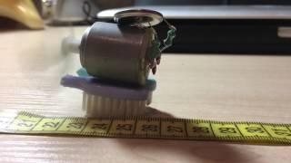 Виброробот, проект по физике