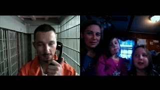 WILL PRISON VIDEO CHAT REPLACE FAMILY VISITS? -- BBC NEWS
