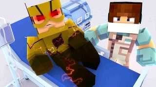 Minecraft: CIRURGIA NO FLASH REVERSO !! - ( Minecraft Cirurgia )