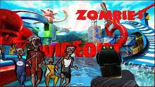 WipeOut! Zombies - BO3 Custom Zombies