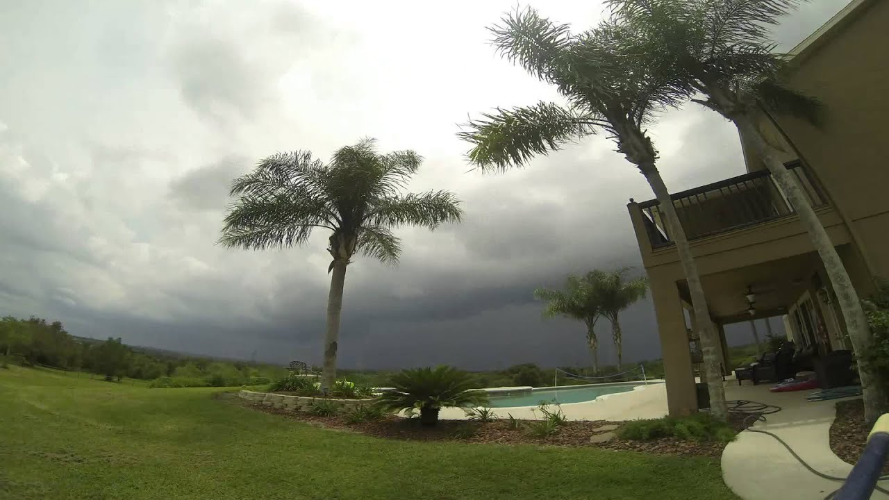 Todays weather in winter garden fl youtube for Weather winter garden fl 34787
