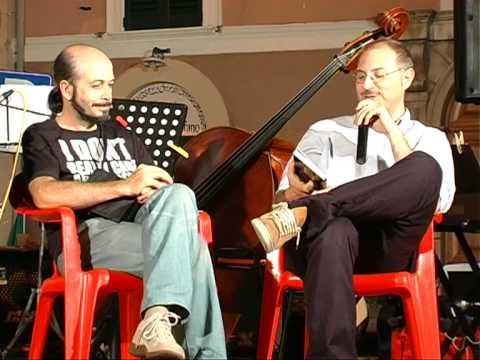 pres.libro -Le rotte della musica-  Concerto -Tradizioni Progressive- -www.mivideo.it-