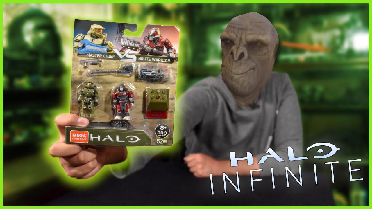 Download Compré la Figura de Craig el Brute de Halo Infinite de Mega Construx | El tio pixel