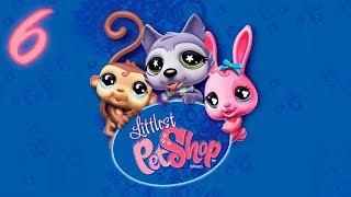Littlest Pet Shop: The Game - 1080p60 HD Walkthrough Part 6 - Winter World #2