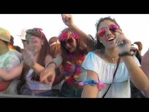 2,600 enjoy Gibraltar's first Festival of Colours