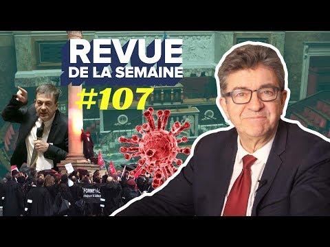 #RDLS107 - Coronavirus, 49.3, retraites, avocats