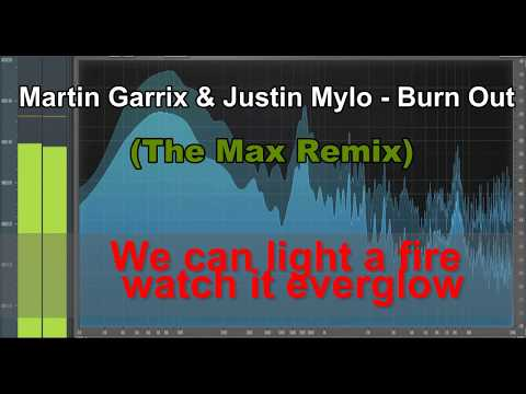 Martin Garrix & Justin Mylo - Burn Out (The Max Remix)