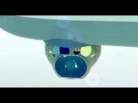 General Atomics - High Energy Liquid Laser Area Defense System Unveiled [720p]