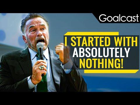 Arnold Schwarzenegger's Most Inspiring Speech (Motivation)