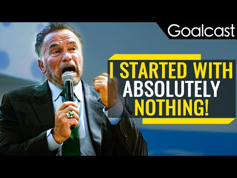 Arnold Schwarzenegger's Most Inspiring Speech (Motivation)