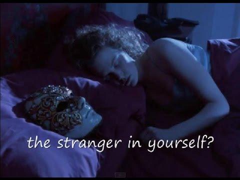 Billy Joel  - The stranger (lyrics on clip)