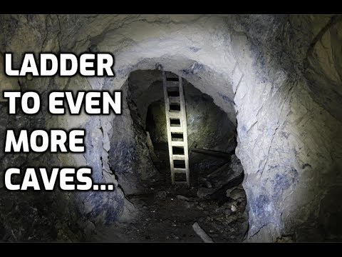 Exploring The Abandoned Fortuna Silver Mine: Cave Delights