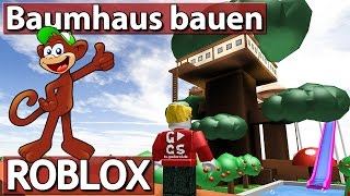 tree house building ► Treehouse | ROBLOX