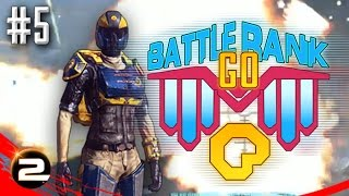 Battle Rank: Go! #5 (Twitch VOD - PlanetSide 2 Gameplay Commentary)