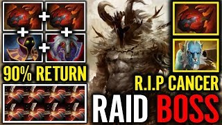 Cancer Build - The new way to Counter PL | EG.Cr1t Centaur vs Liquid.GhGOD PL dota 2
