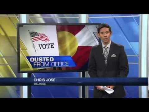 ▶ NRA Gun Control | 2 Gun Control Backing Democrats Lose Colorado Recall Election for Republicans