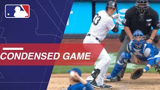 Condensed Game: TOR@NYY - 8/19/18