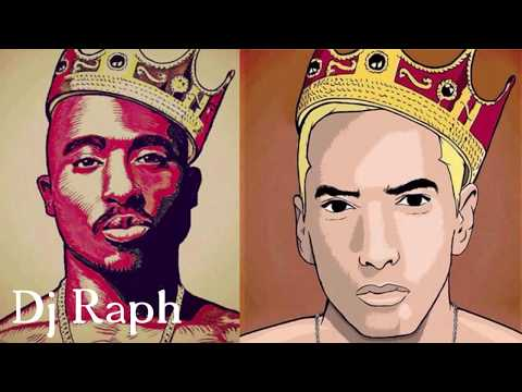 Eminem Fall ft 2Pac DJ Raph Remix 2018