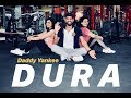 Dura Dance Fitness Choreography  Daddy Yankee   Dura Easy Dance Workout  Fitness Dance With Rahul
