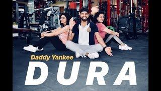 Dura Daddy Yankee Zumba | Hip Hop Dance Cardio | Fitness Fusion Dance Choreography