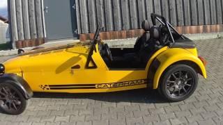 Caterham Roadsport 2,0 SV review