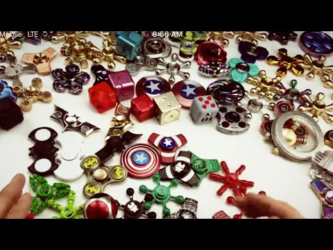 Download Youtube: Unboxing A Box Full Of Fidget Spinners + 4 Giveaway Winners Announced!
