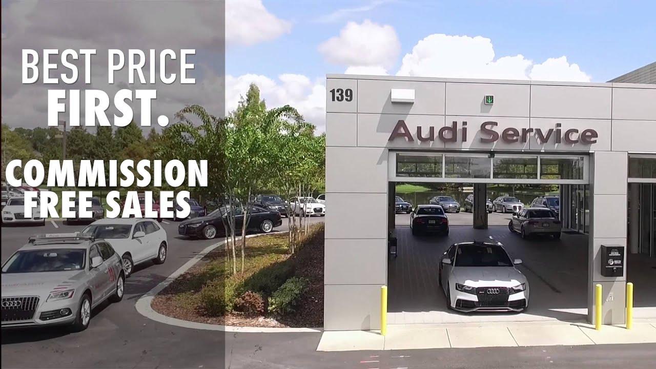 Audi North Orlando January Sale YouTube - Audi north orlando