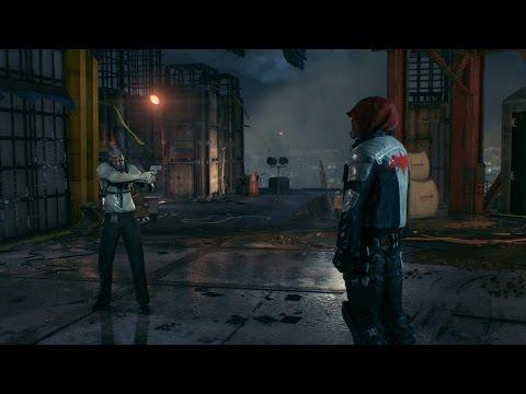 Batman: Arkham Knight - Walkthrough as Red Hood Part 17