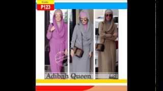 Model Baju Wanita Sekarang # Koleksi Baju Gamis # Gaun muslim wanita