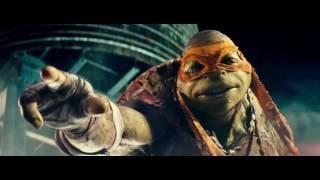Черепашки ниндзя (2014) трейлер